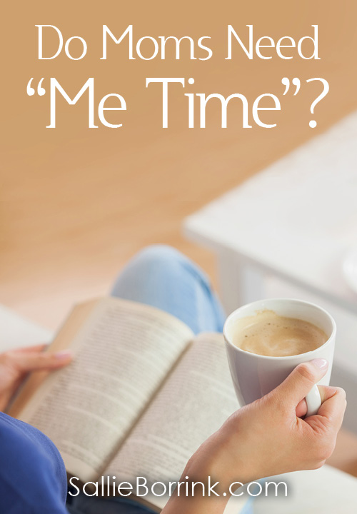 Do Moms Need Me Time