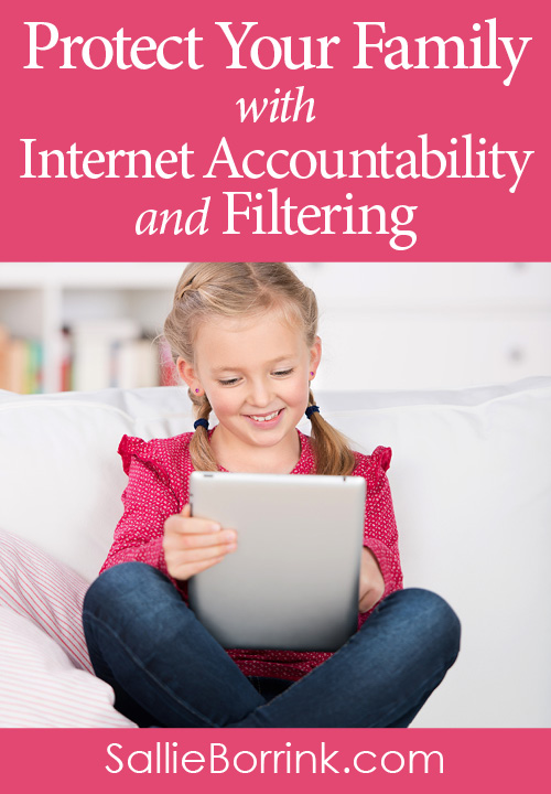 Protect Your Family With Internet Accountability and Filtering