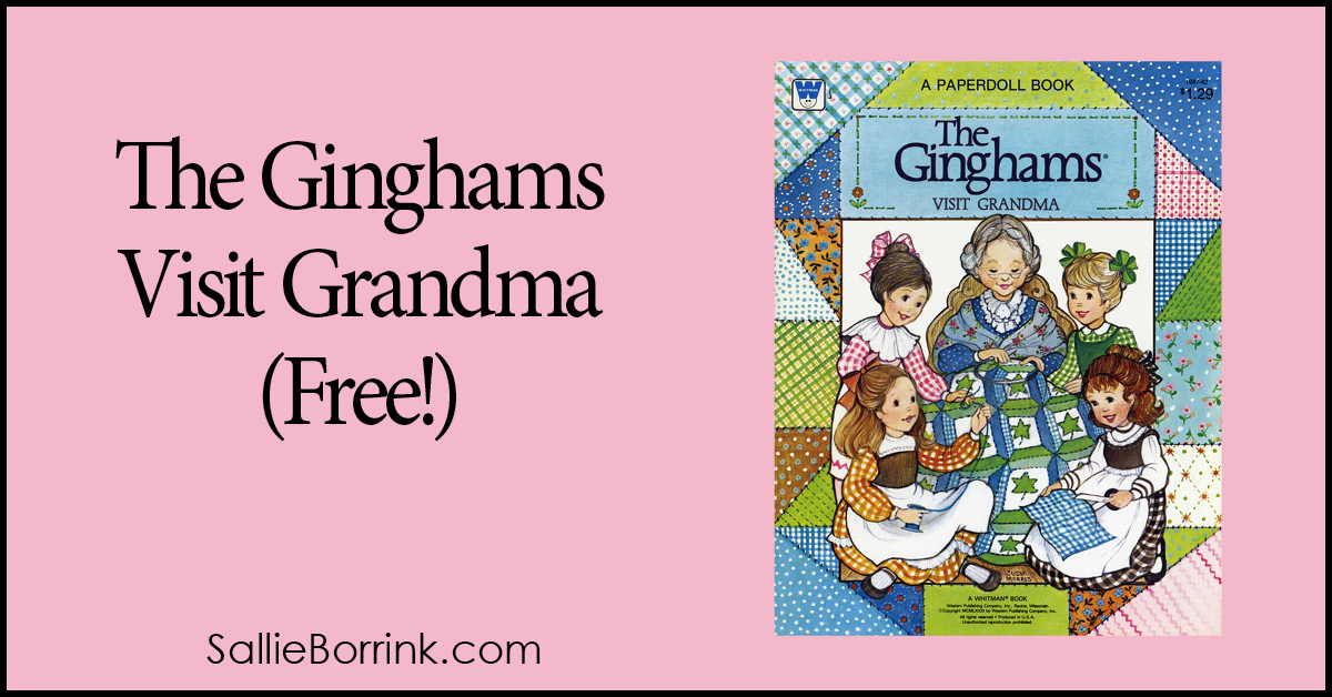 The Ginghams Visit Grandma (Free!) 2