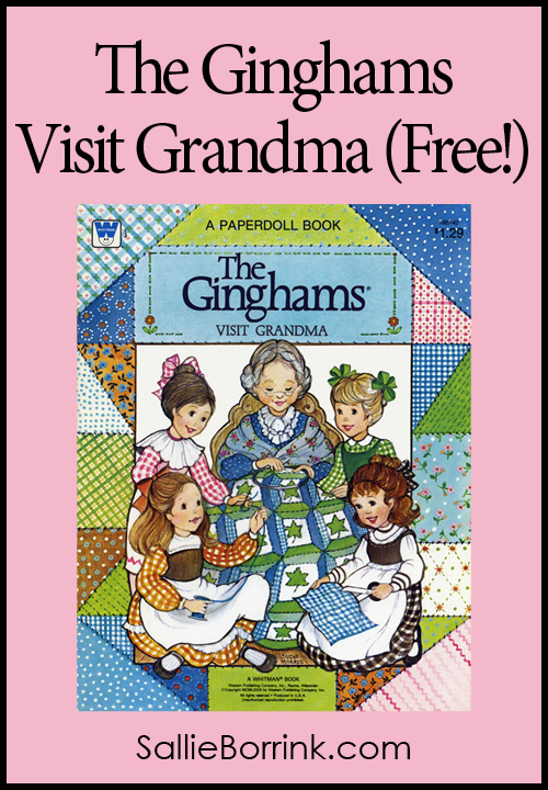 The Ginghams Visit Grandma (Free!)