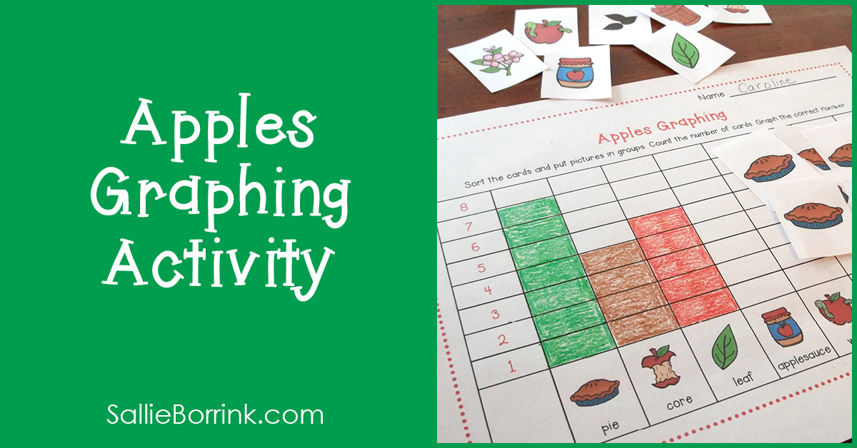Apples Graphing Activity 2