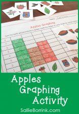 Free Apples Graphing Activity