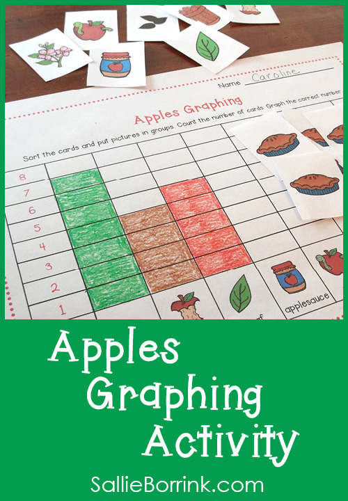 Apples Graphing Activity