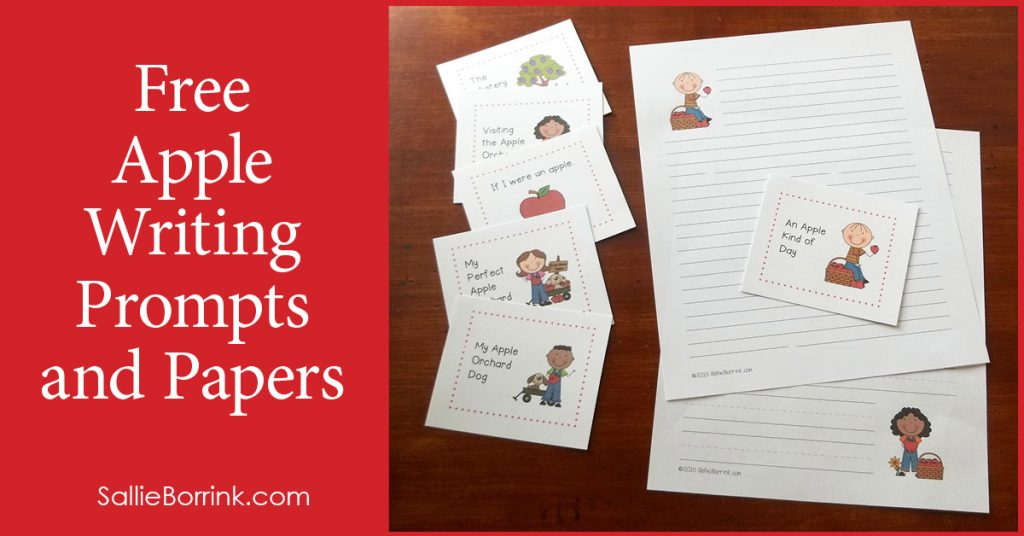 Free Apple Writing Prompts and Papers 2