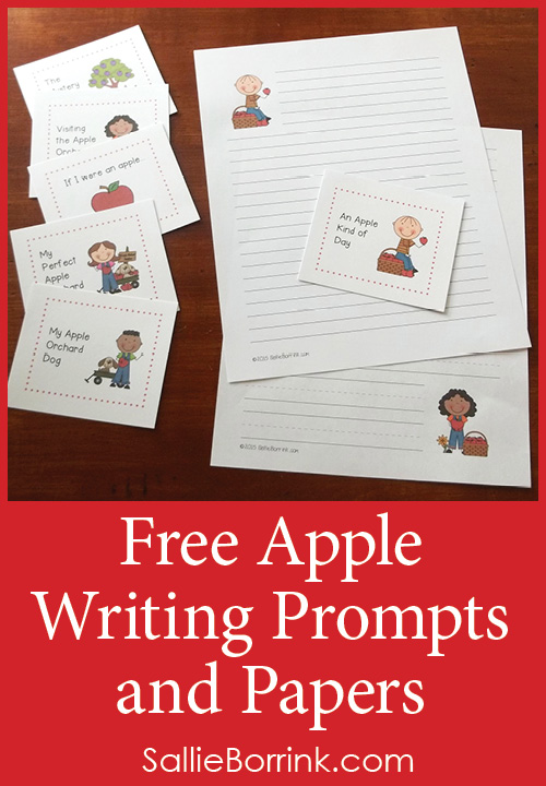 Free Apple Writing Prompts and Papers
