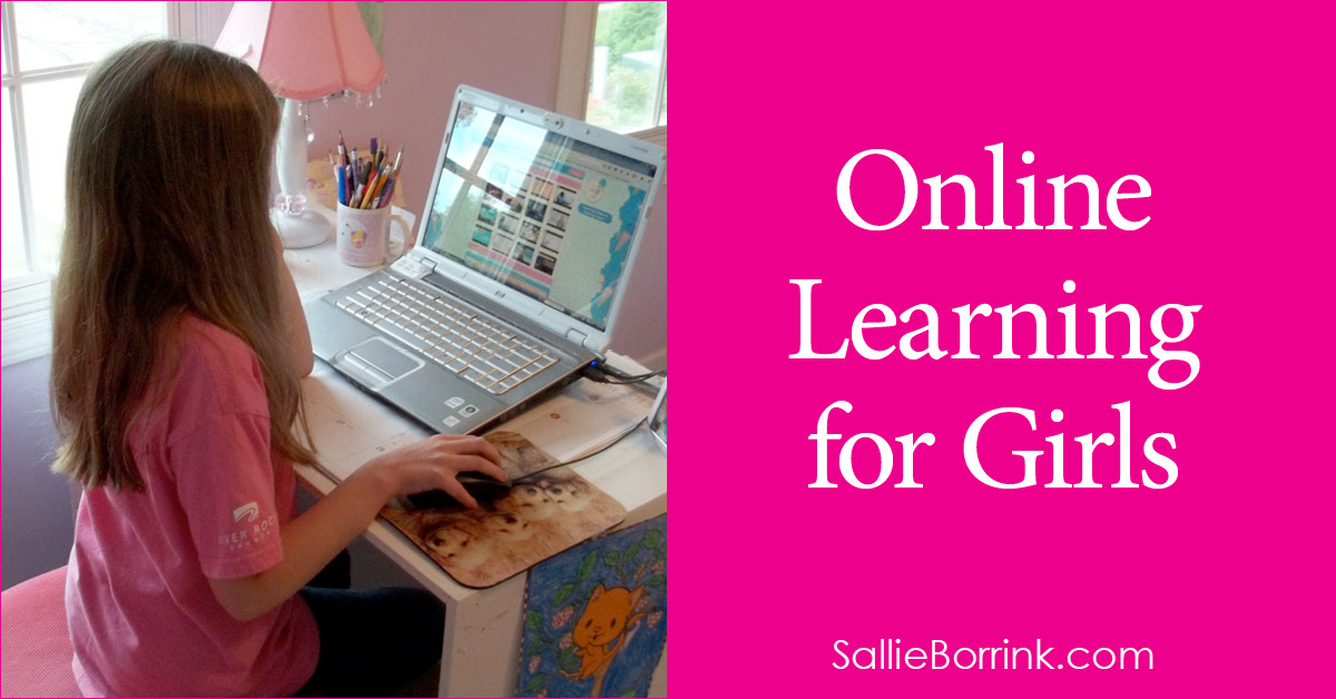 Online Learning for Girls 2