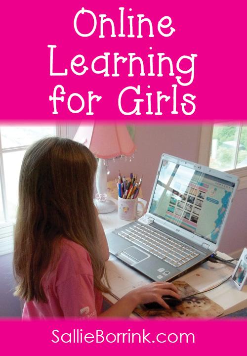 Online Learning for Girls