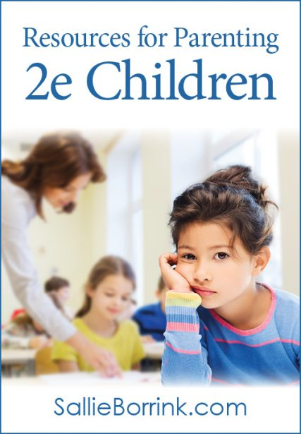 Resources for Parenting 2e Children