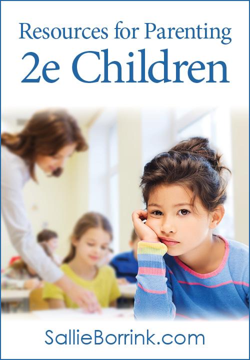 Resources for Parenting 2e Children
