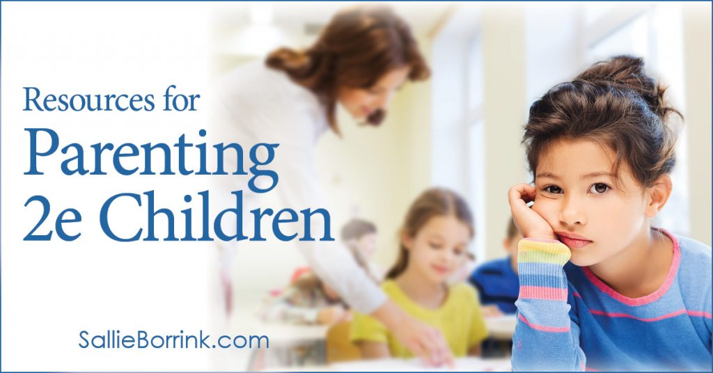 Resources for Parenting 2e Children 2
