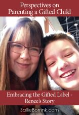 Embracing the Gifted Label - Renee's Story