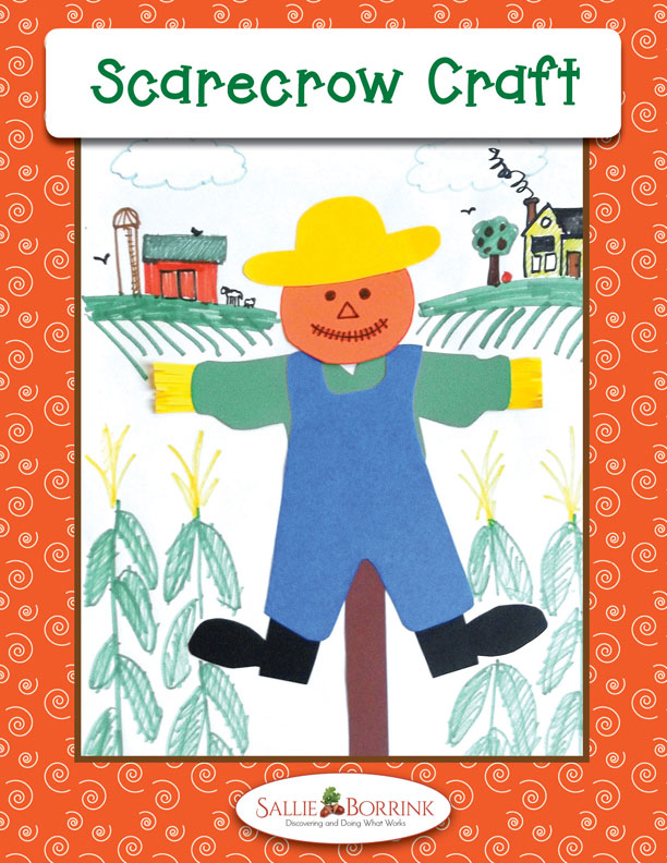 Free Scarecrow Craft