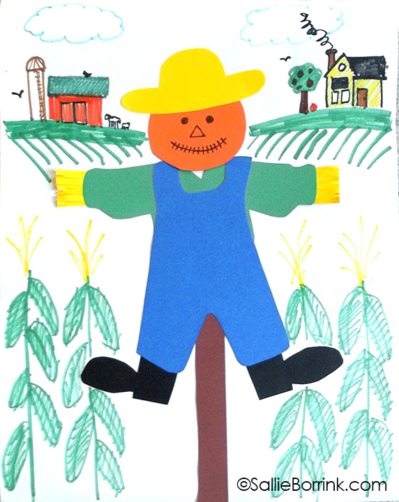 Scarecrow Craft DONE-cropped