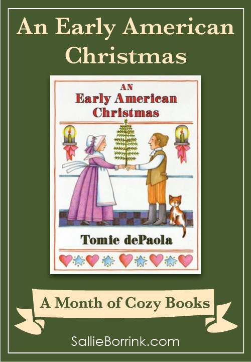 An Early American Christmas - A Month of Cozy Books