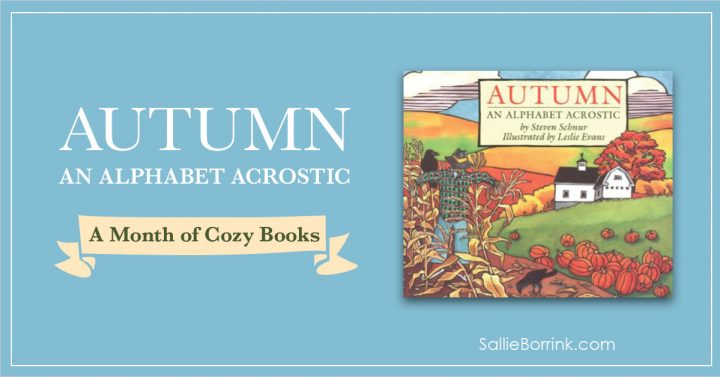 Autumn An Alphabet Acrostic - A Month of Cozy Books 2