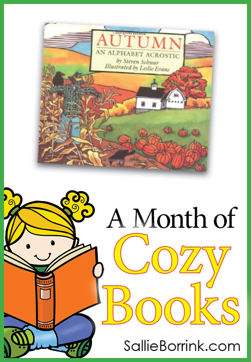 Autumn An Alphabet Acrostic - A Month of Cozy Books