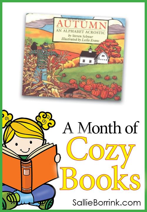 Autumn An Alphabet Acrostic - A Month of Cozy Books