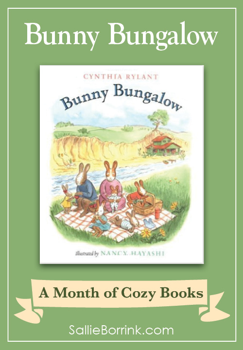 Bunny Bungalow - A Month of Cozy Books