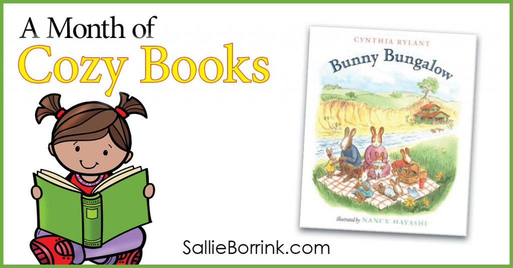 Bunny Bungalow - A Month of Cozy Books 2