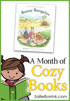 Bunny Bungalow – A Month of Cozy Books