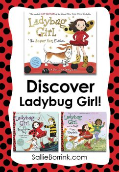 Discover the Ladybug Girl Books!