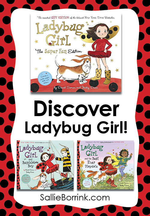 Discover Ladybug Girl!