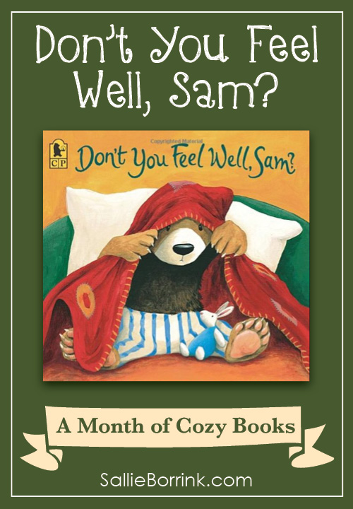 Don't You Feel Well Sam - A Month of Cozy Books