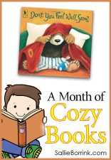 Don't You Feel Well, Sam? – A Month of Cozy Books