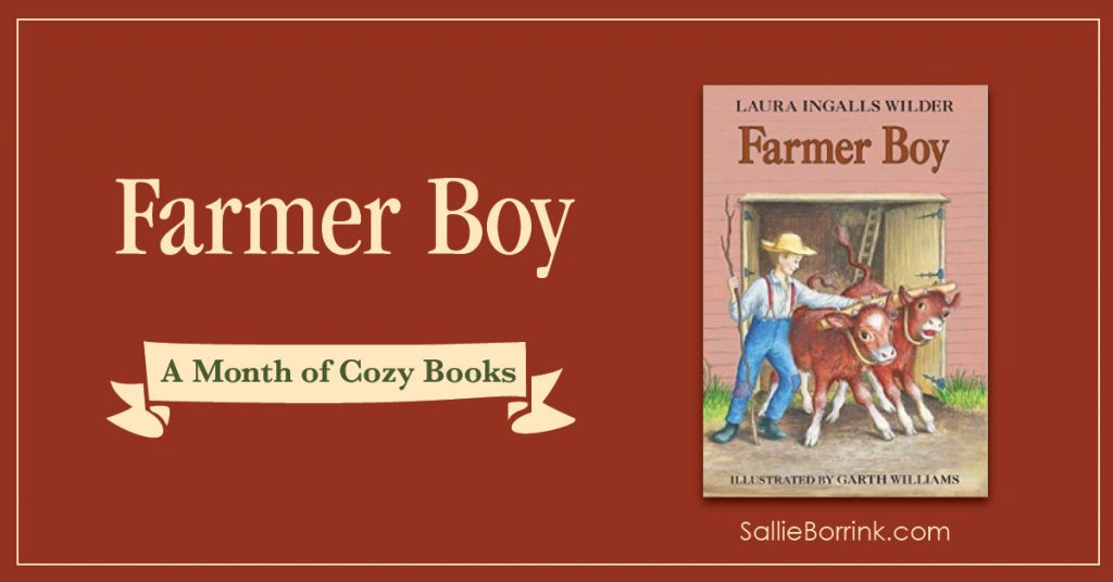 Farmer Boy - A Month of Cozy Books 2