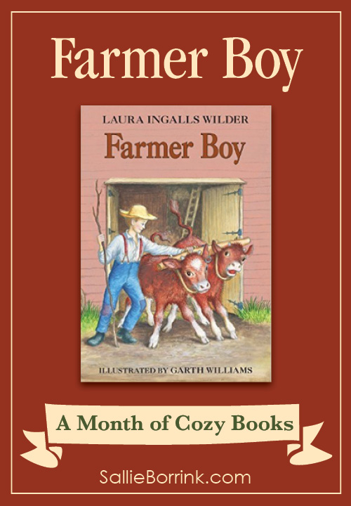 Farmer Boy - A Month of Cozy Books