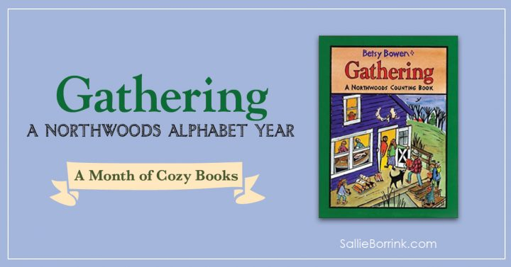 Gathering - A Month of Cozy Books 2