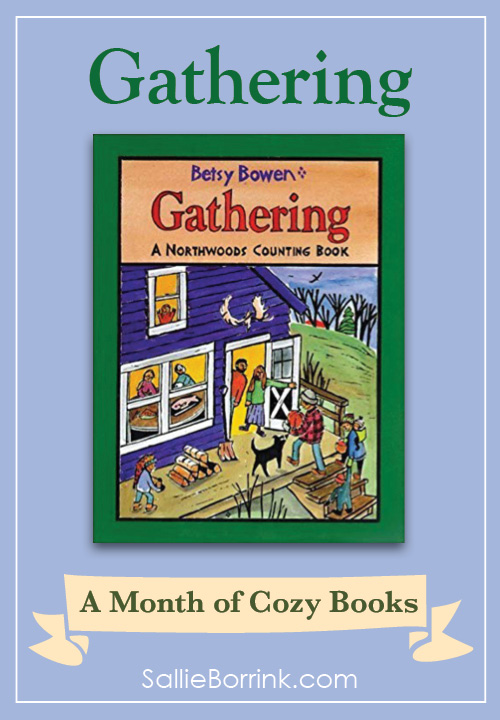 Gathering - A Month of Cozy Books