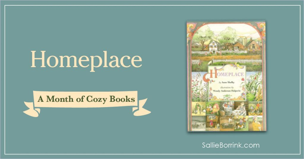 Homeplace - A Month of Cozy Books 2
