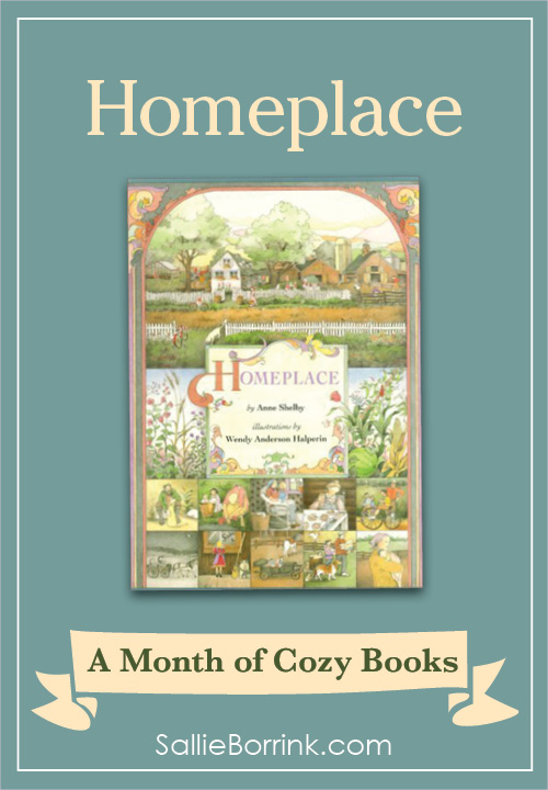 Homeplace - A Month of Cozy Books