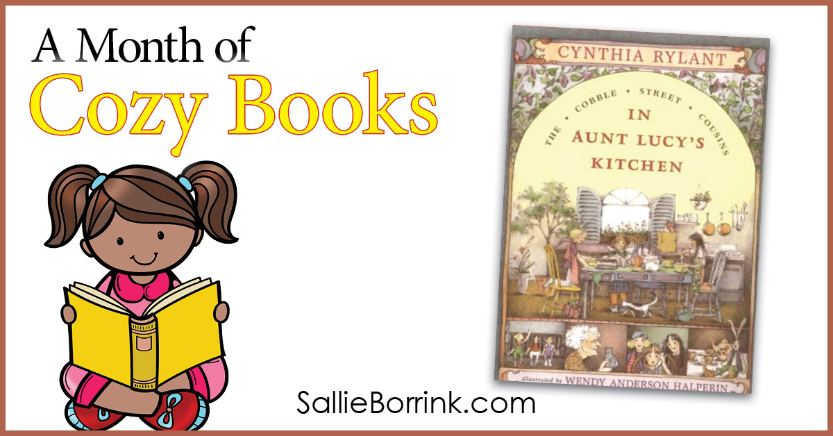 In Aunt Lucy's Kitchen - A Month of Cozy Books 2