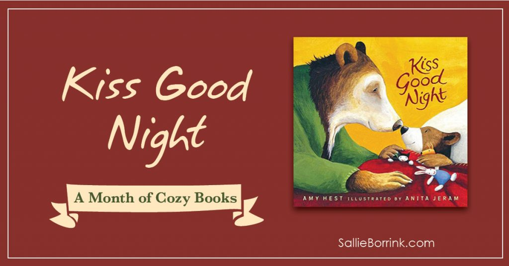 Kiss Good Night - A Month of Cozy Books 2
