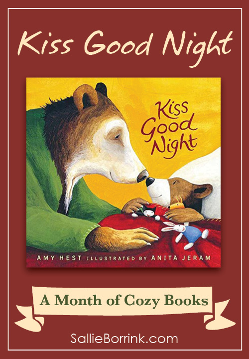 Kiss Good Night - A Month of Cozy Books