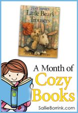 Little Bear's Trousers – A Month of Cozy Books