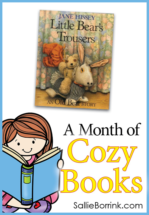 LIttle Bear's Trousers - A Month of Cozy Books