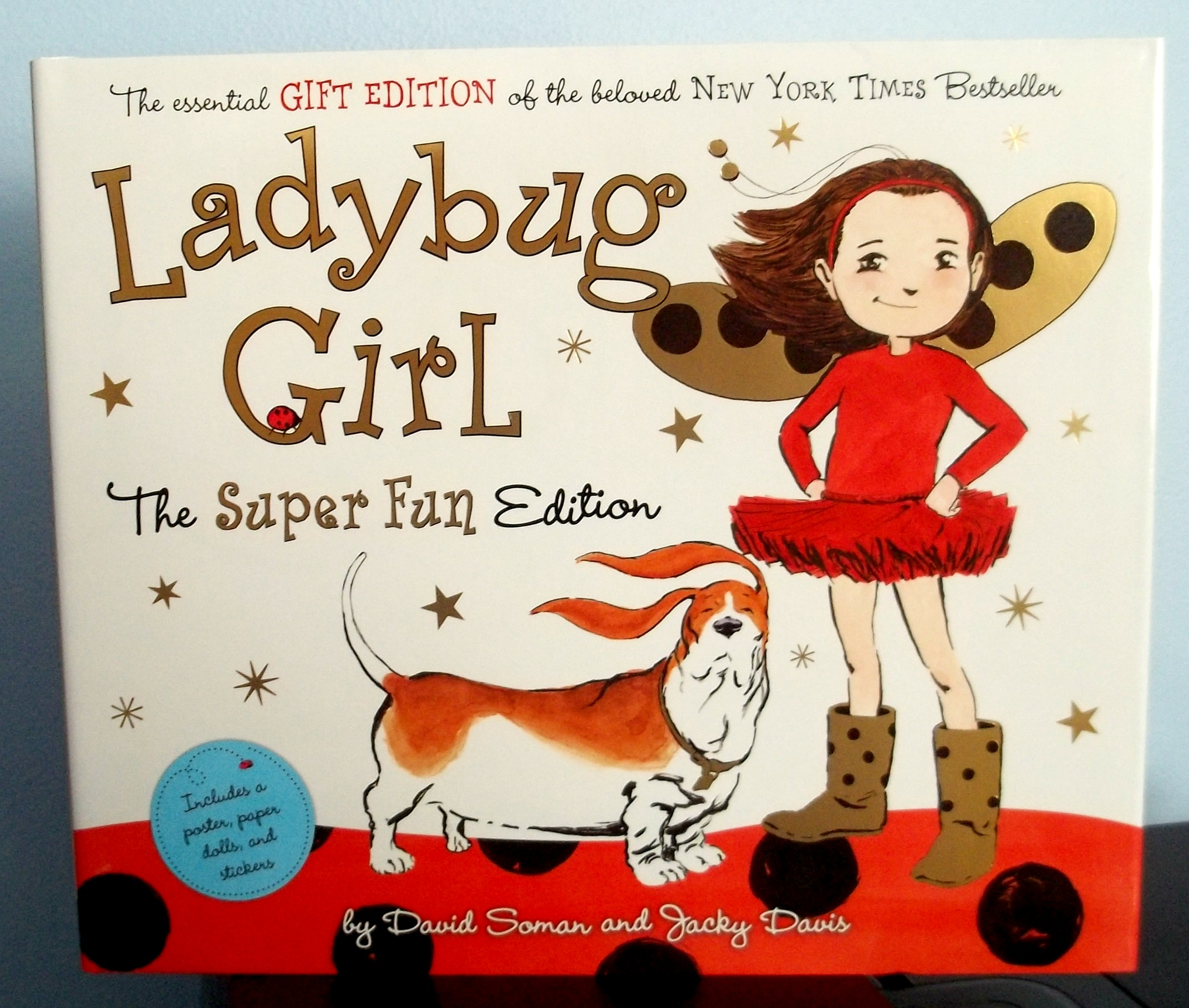 Ladybug Girl Gift Edition Cover
