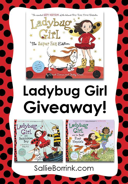 Ladybug Girl Giveaway