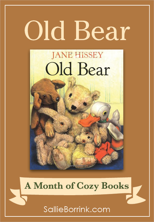 Old Bear - A Month of Cozy Books
