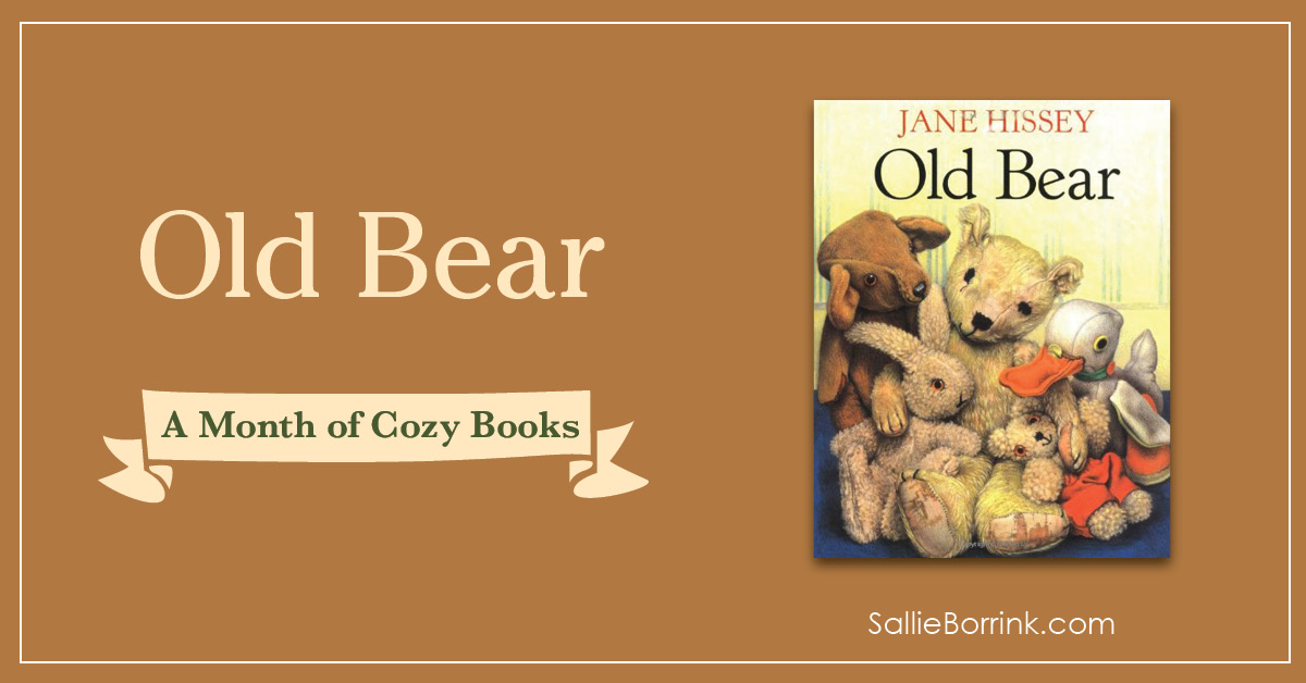 Old Bear - A Month of Cozy Books 2