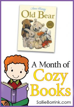 Old Bear – A Month of Cozy Books