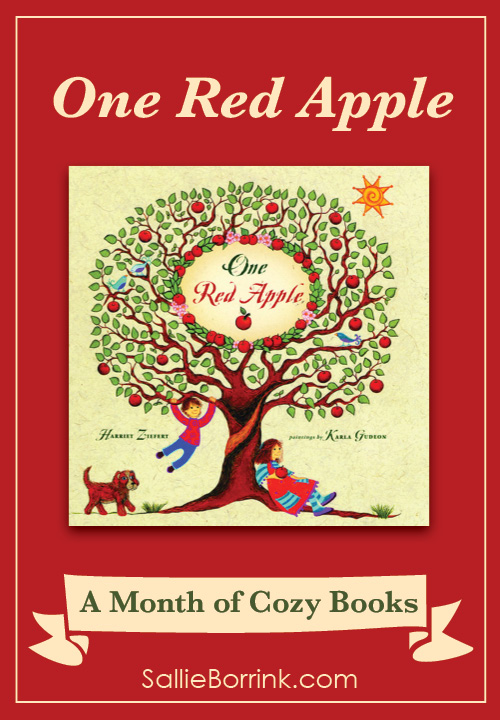 One Red Apple – A Month of Cozy Books