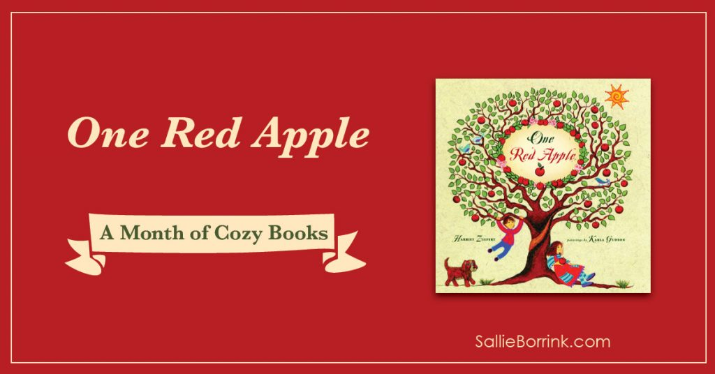 One Red Apple - A Month of Cozy Books 2