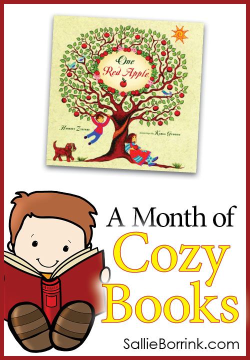 One Red Apple - A Month of Cozy Books