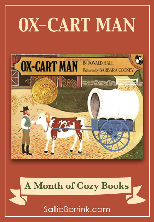 Ox-Cart Man - A Month of Cozy Books