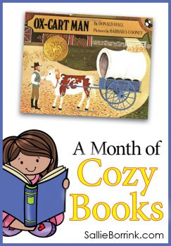 Ox-Cart Man – A Month of Cozy Books