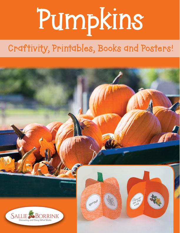 Pumpkin Unit with Craftivity